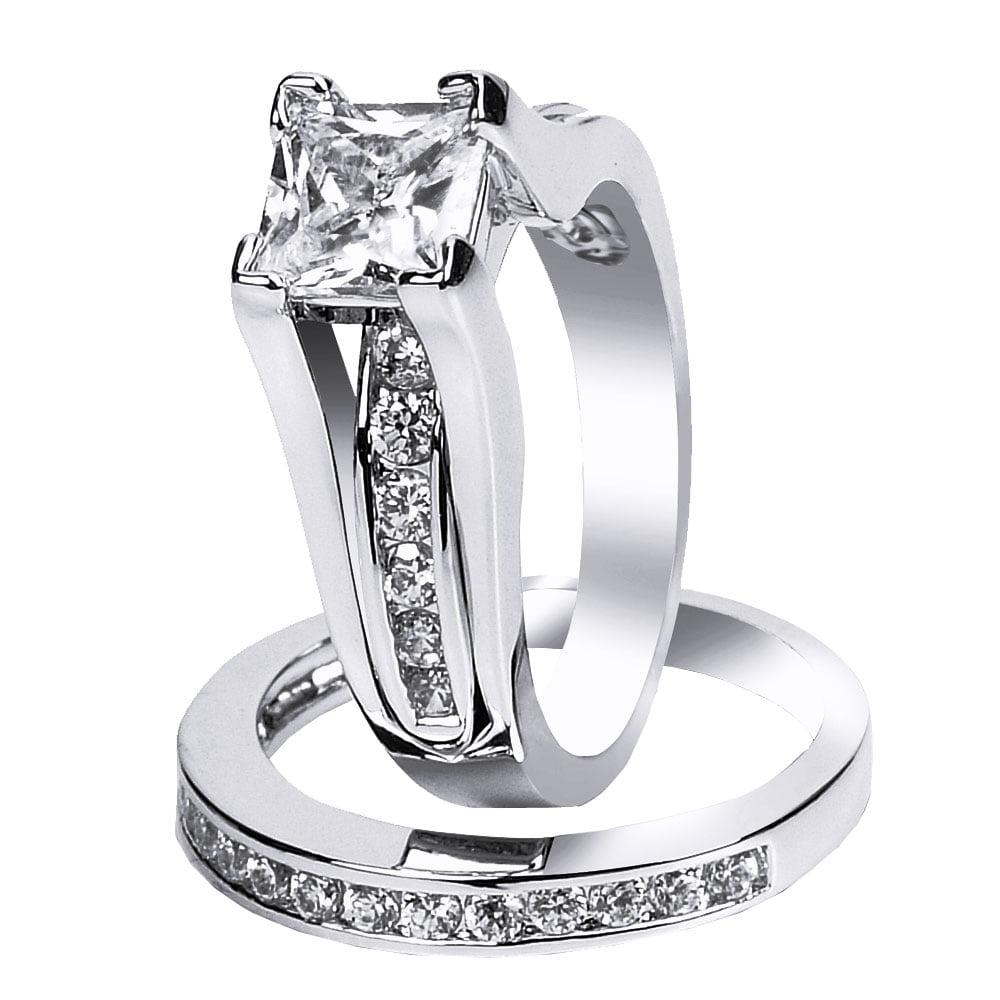 Wedding Engagement Rings Walmartcom