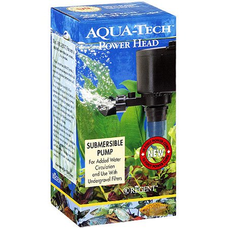 Eheim Aquarium Pumps (Aqua-Tech Power Head Submersible Pump for Aquariums)