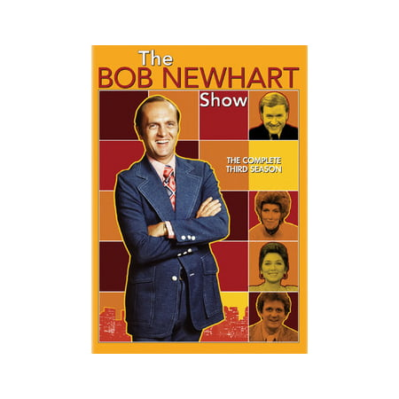 The Bob Newhart Show: The Complete Third Season (The Button Down Mind Of Bob Newhart)