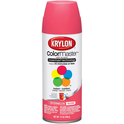Krylon Colormaster Watermelon