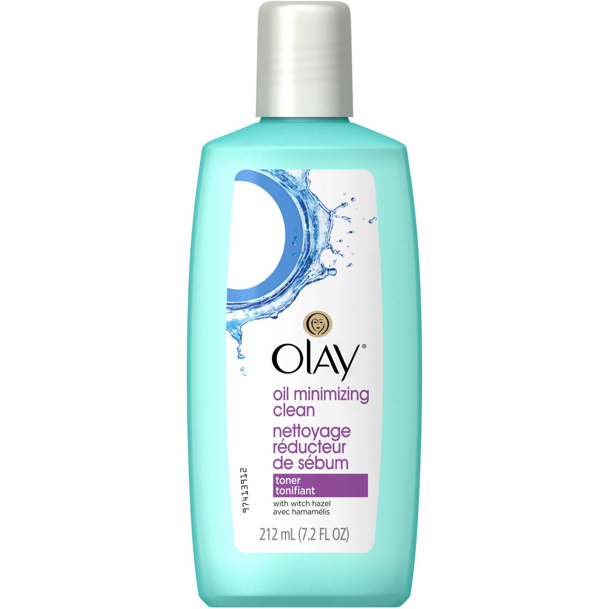 Olay Oil Minimizing Clean Toner, 7.2 fl oz