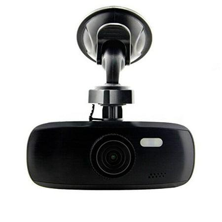 Black Box G1W-CB Capacitor Model Dashboard Dash Cam - Heat Resistant - Full HD 1080P H.264 2.7