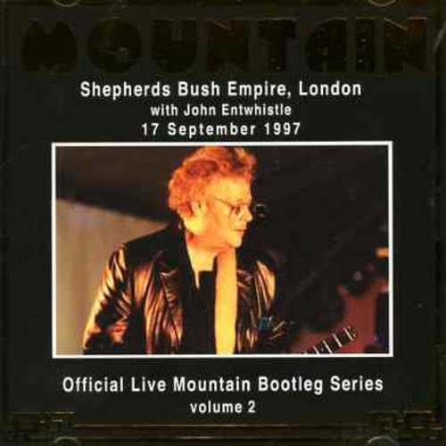 Official Bootleg 2: Live At Shepherds Bush London