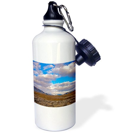 Bighorn Wyoming - 3dRose Scenic view of the Big Horn MT of Wyoming - US51 JRE0136 - Joe Restuccia III, Sports Water Bottle, 21oz