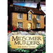 Midsomer Murders: The Early Cases Collection by