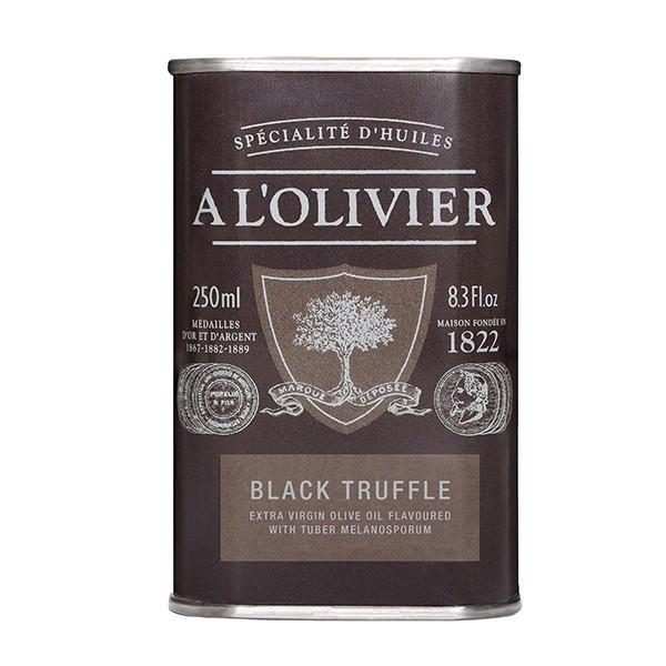 A L'OLIVIER Black Truffle Oil 8.3 Fl. oz. by A'Loliver