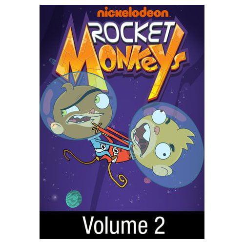 Rocket Monkeys: Volume 2 (2013)