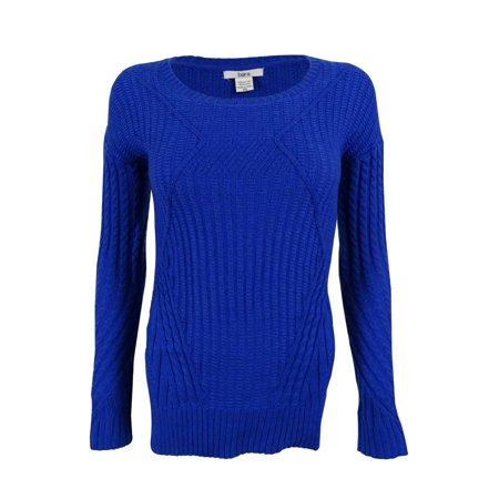 Bar III Women's Wool Blend Knit Sweater
