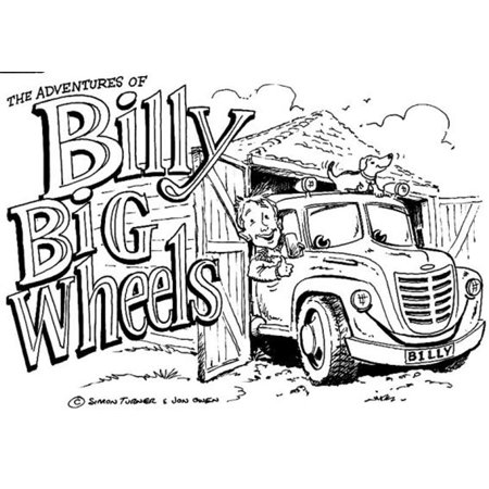 The Adventures of Billy Big Wheels (The Discovery of Billy Big Wheels) -