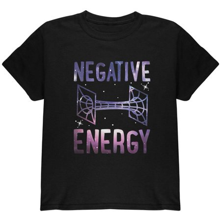 Halloween Science Negative Energy Wormhole Physics Costume Youth T Shirt](Halloween Energy 2000)