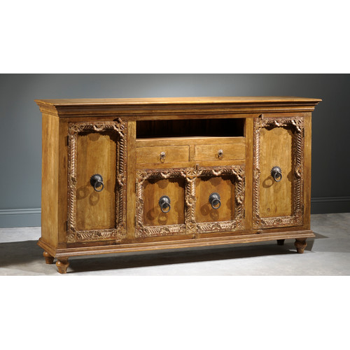 William Sheppee Rajasthani 74'' TV Stand