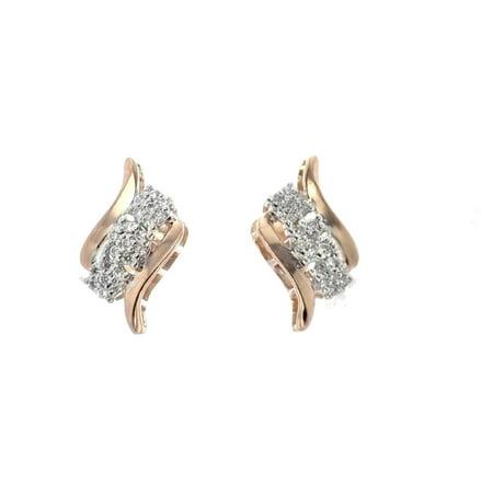14K Gold Mens Diamond Bracelet Link Style Flat 1.28ctw 8 Inch Long with Box Clasp 10mm Wide Fancy Link Bracelet
