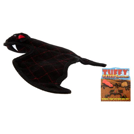 VIP Products Tuffy Desert Durable Bat Dog Toy, Multicolor Taffy Toy Bag