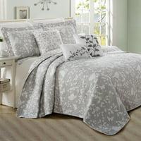 Serenta Birdsong 6 Piece Bed Spread Set