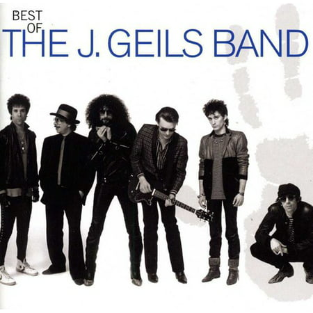 Best of the J Geils Band (CD) (Remaster) (Best Slow Rock Bands)