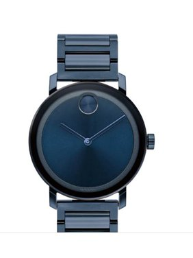 Movado Unisex Bold Large Dialed Analog Quartz 42mm Watches