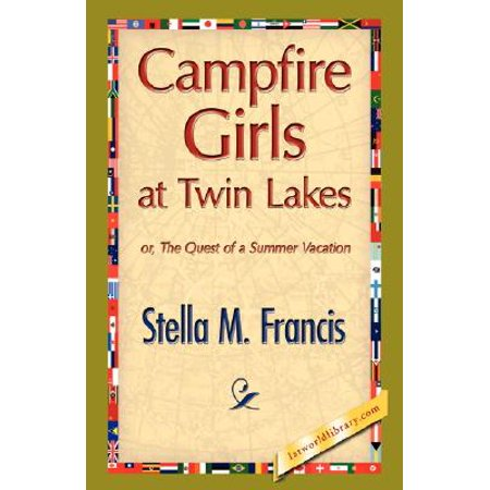Campfire Girls at Twin Lakes - Camp Twin Lakes Halloween