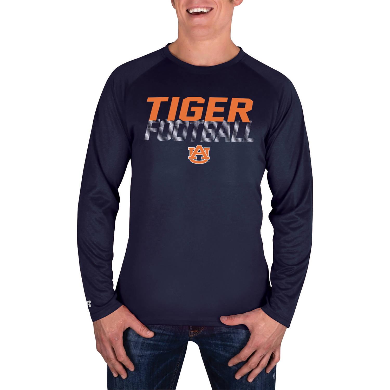 NCAA Auburn Tigers Men's Long Sleeve Impact T-Shirt