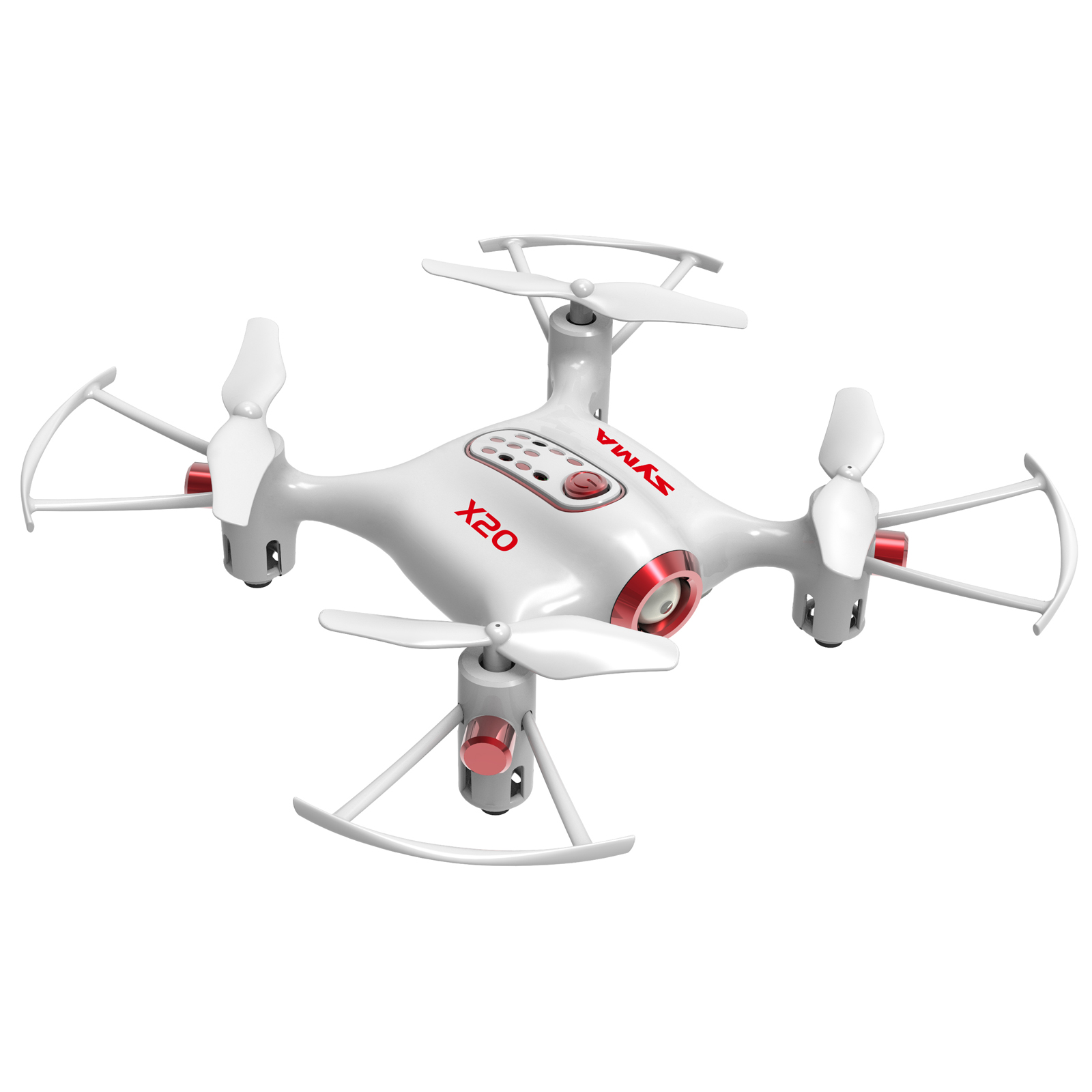 Cheerwing Syma X20 2.4Ghz Mini RC Quadcopter Headless Mode Pocket Drone Altitude Hold by Syma