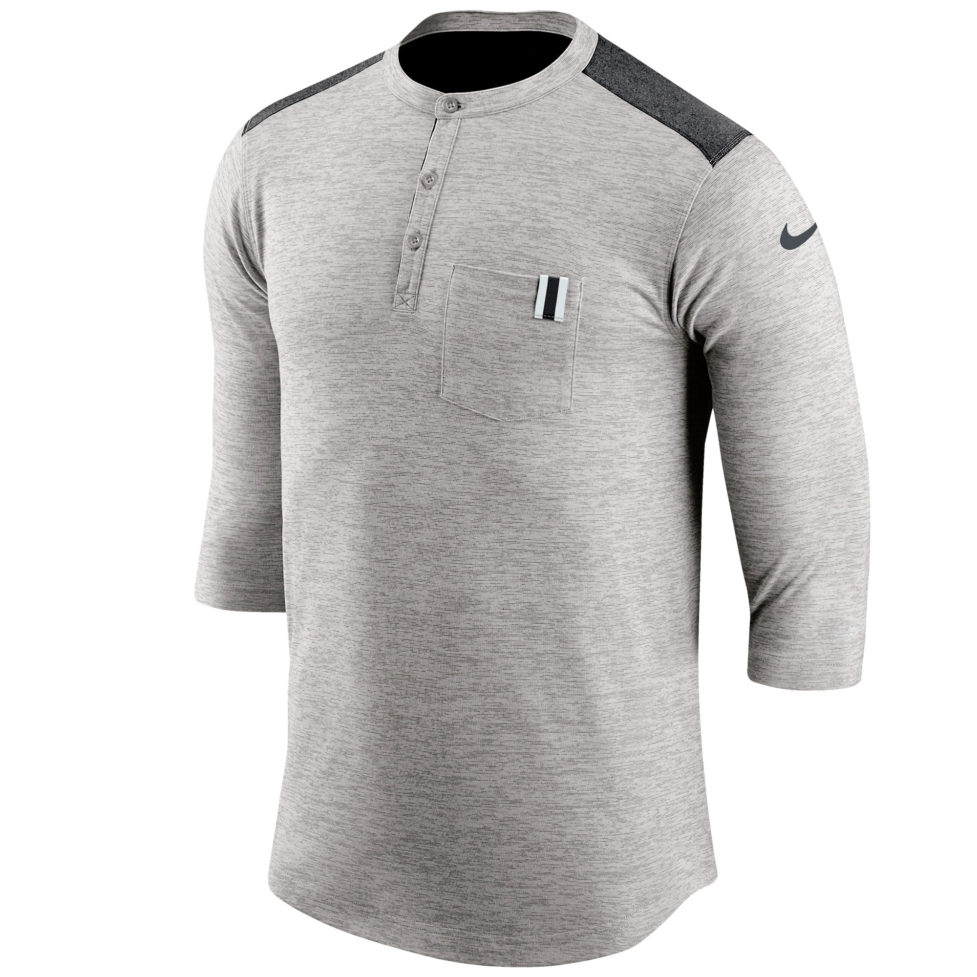 3/4 sleeve nike shirt