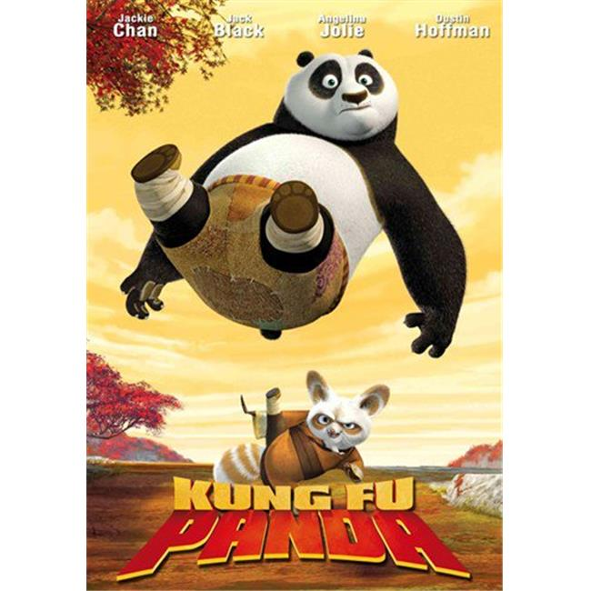 Posterazzi MOV415120 Kung Fu Panda Movie Poster - 11 x 17 in. - image 1 de 1