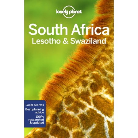 Lonely planet south africa, lesotho & swaziland - paperback: