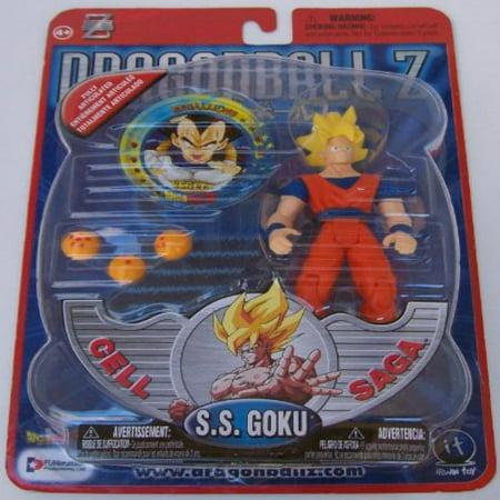 Dragonball Z S.S. Goku Cell Saga Figure by IRVIN TOYS