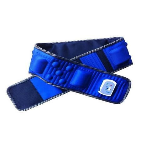 Ab Workout Vibrating Multi Function Waist Slimming Belt