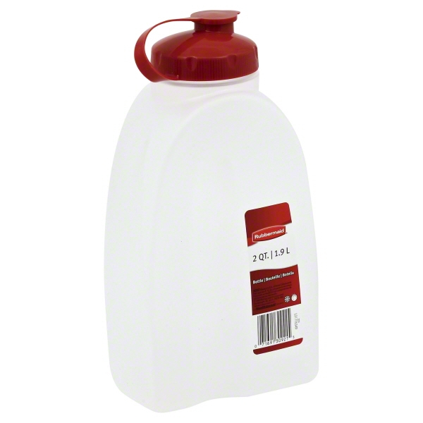 Rubbermaid Bottle 2 QT, 1.0 CT