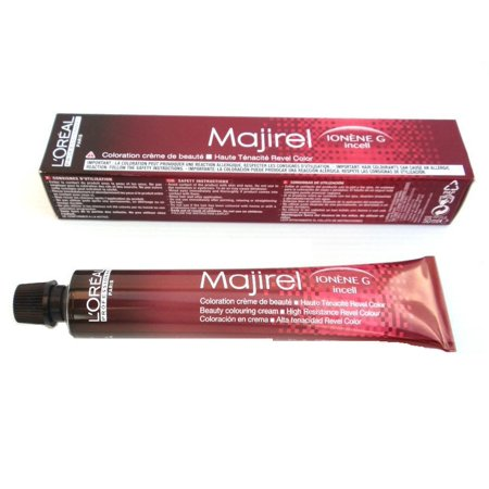Loreal Majirel Ionene G Incell Permanent Creme Color 3/3N 1.7 oz