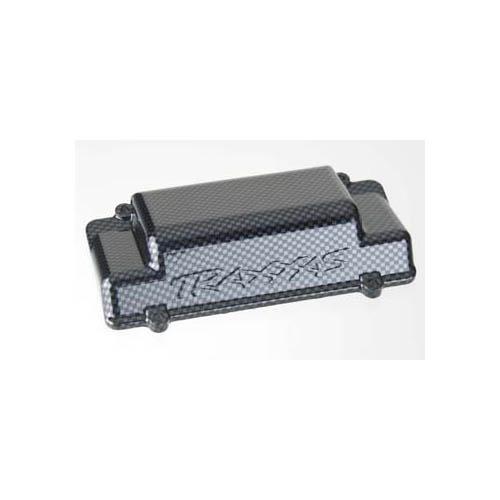5515G Battery Box Cover/Bumper Rear Exo-Carbon Finish Multi-Colored