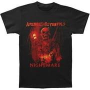 Avenged Sevenfold Men's  Inner Rage T-shirt Black