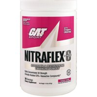 GAT  Nitraflex C  Cotton Candy  14 8 oz  420 g