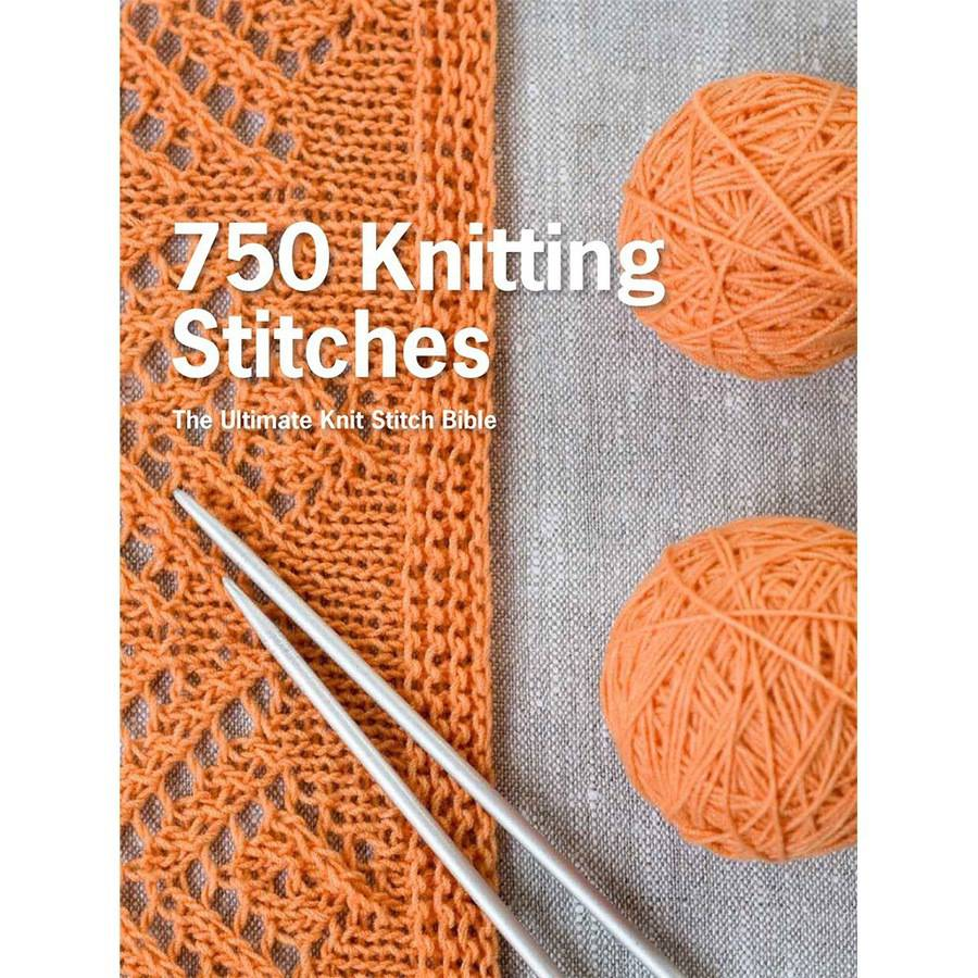 St. Martin's Books 750 Knitting Stitches