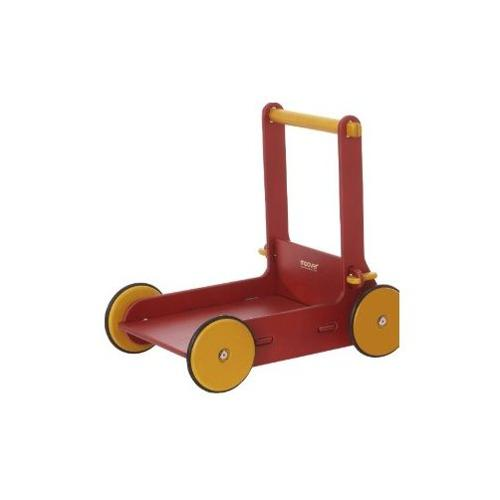 MOOVER Baby Walker Red by Moover