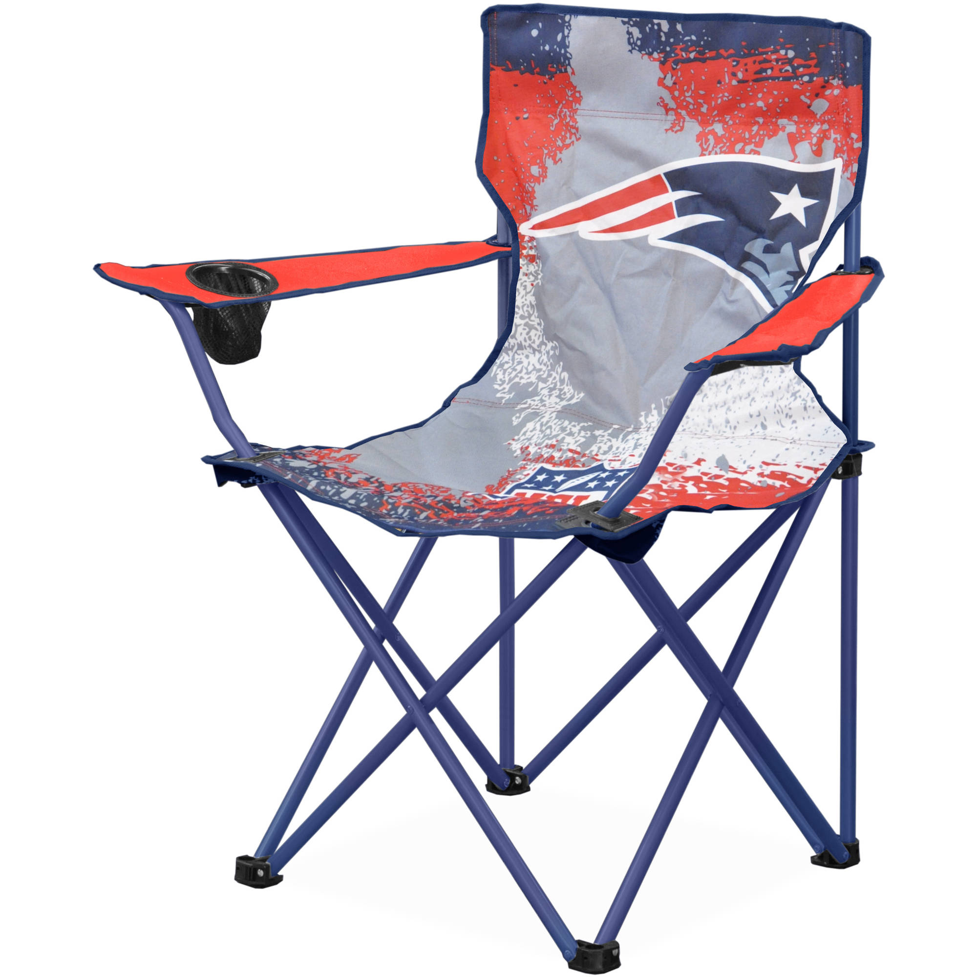 NFL New England Patriots Tween Camp Chair   Walmart.com