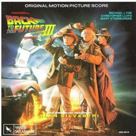 Back to Future 3 Soundtrack