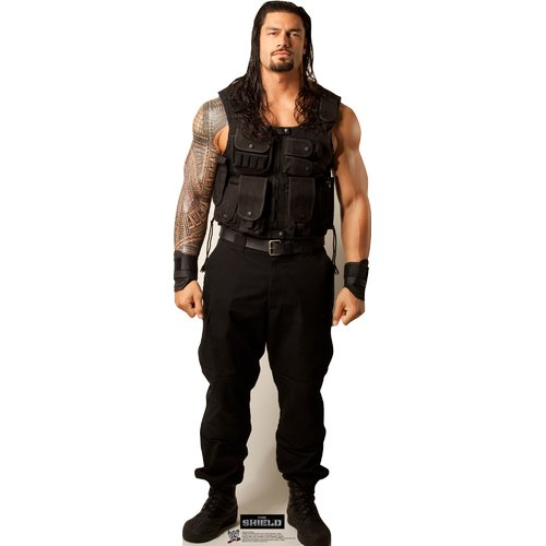 Advanced Graphics Roman Reigns - WWE Cardboard Standup