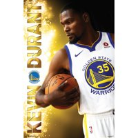 Golden State Warriors 22'' x 34'' Kevin Durant Poster