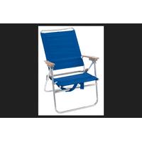 Rio Brands Hiboy 5 Position Beach Chair