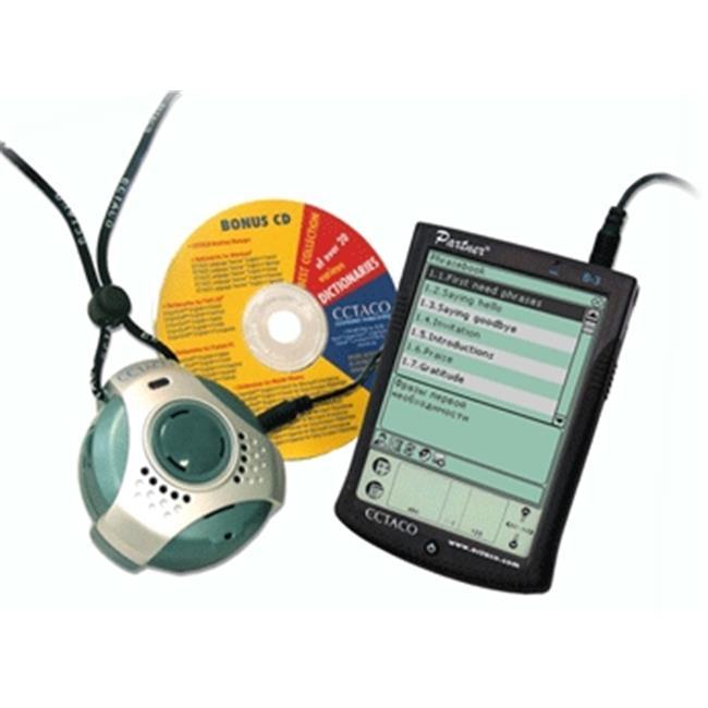 Ectaco PB-DU B-3 English-Dutch Audio Phrasebook