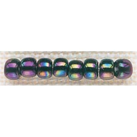 Mill Hill Glass Beads Size 6/0 4mm 5.2g-Rainbow