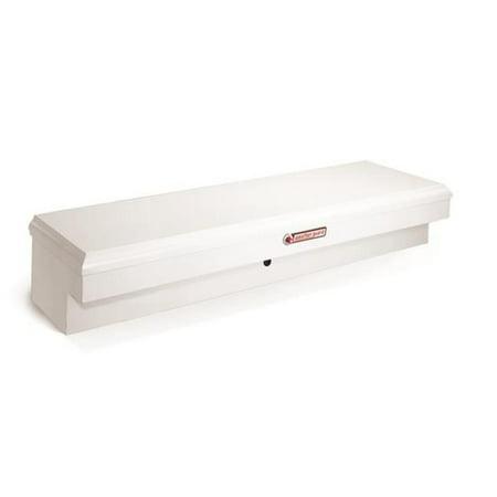 Weatherguard 175301 Lower Side Tool Box, White
