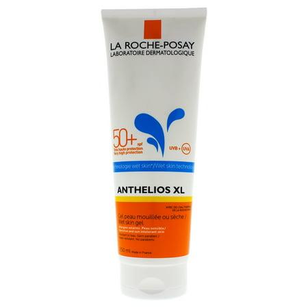 Anthelios XL Wet Skin Gel SPF 50 by La Roche-Posay for Unisex - 8.4 oz Sunscreen