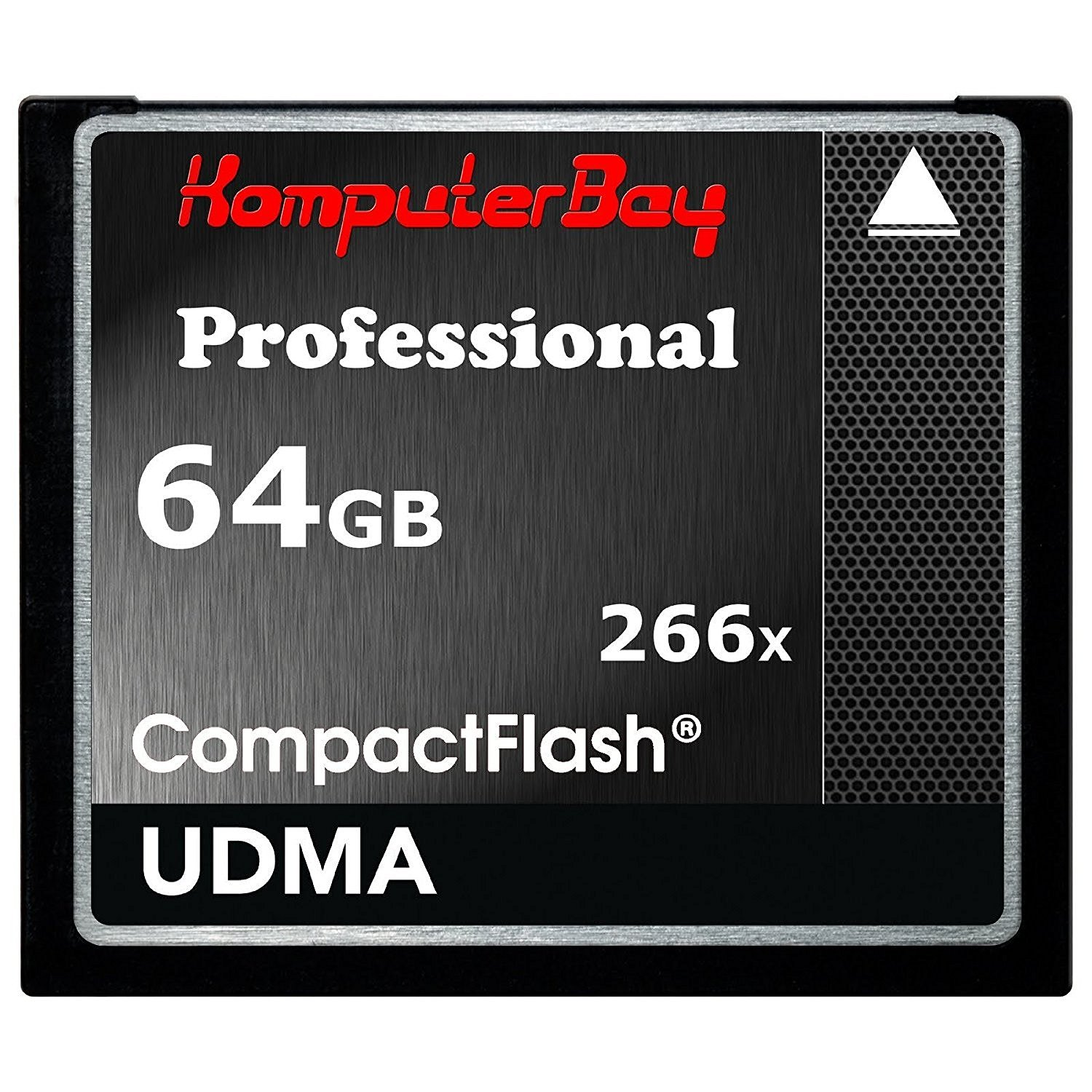 Komputerbay 64GB High Speed Compact Flash CF 266X Ultra High Speed Card 36MB/s Write and 37MB/s Read UDMA