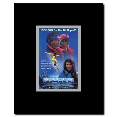 Aspen Extreme Framed Movie Poster (Aspen Vintage Poster)