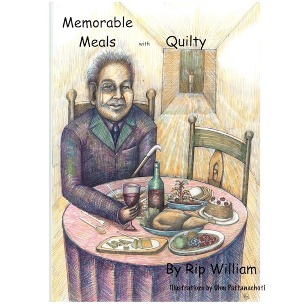 Memorable Meals with Quilty Illustrated by Ohm Pattanachoti - eBook