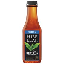 Bottled Tea & Tea Drinks: Lipton Pure Leaf Sweet Tea