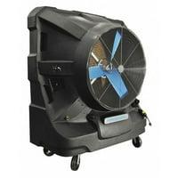 Portacool PACJS2701A1 23500cfm Portable Evaporative Cooler, 1-1/8HP