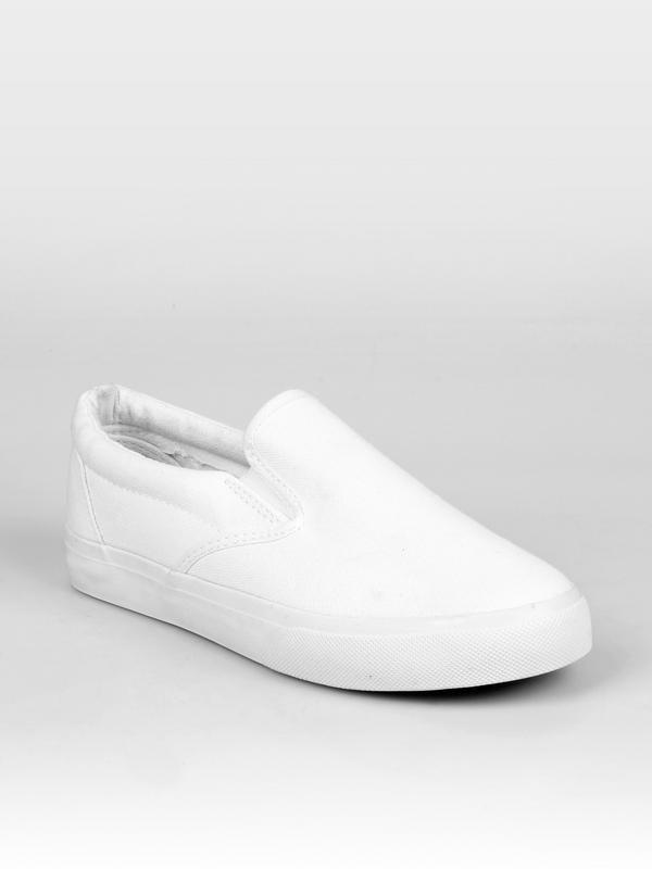 Slip on Women's Canvas Sneakers